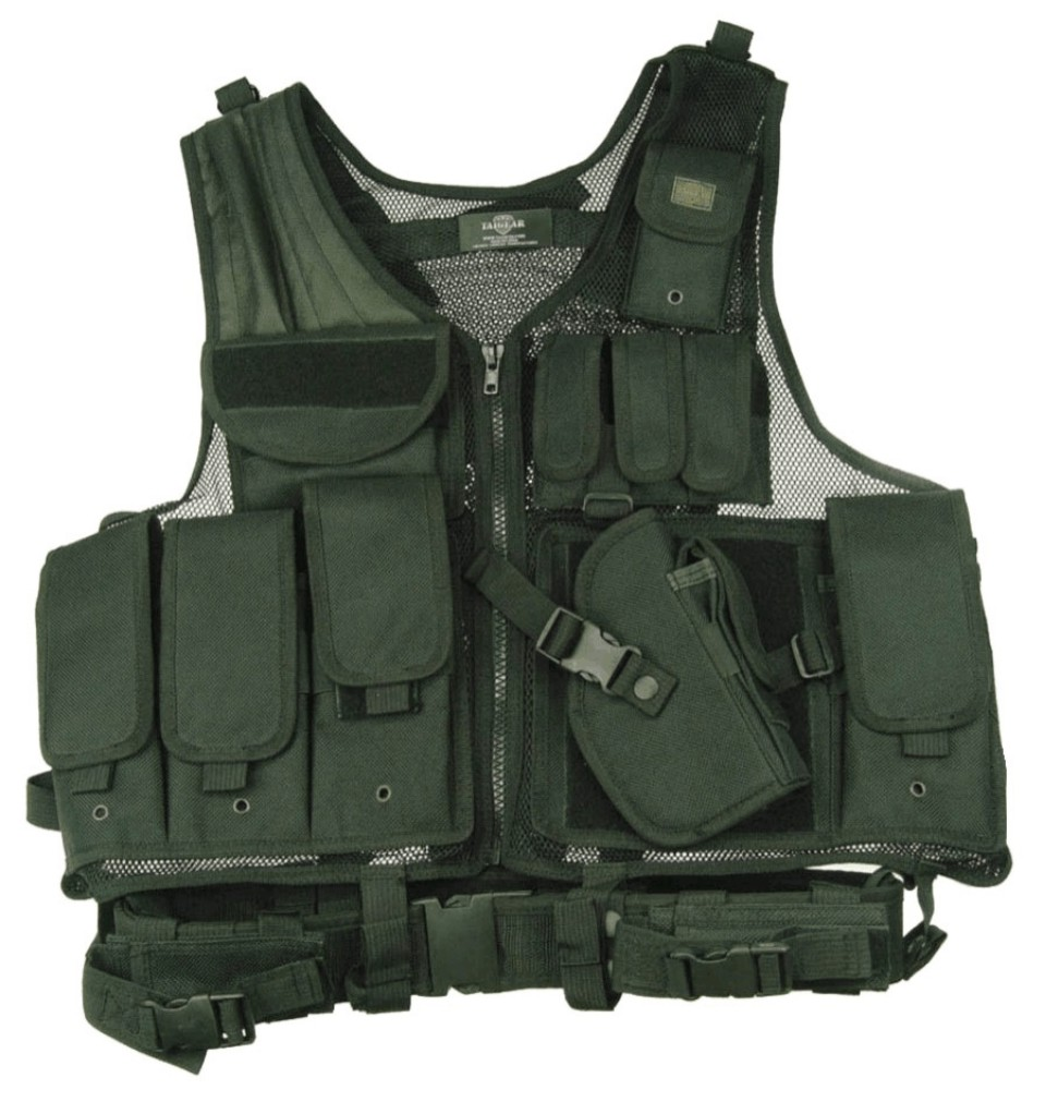 TG100 Tactical Vest
