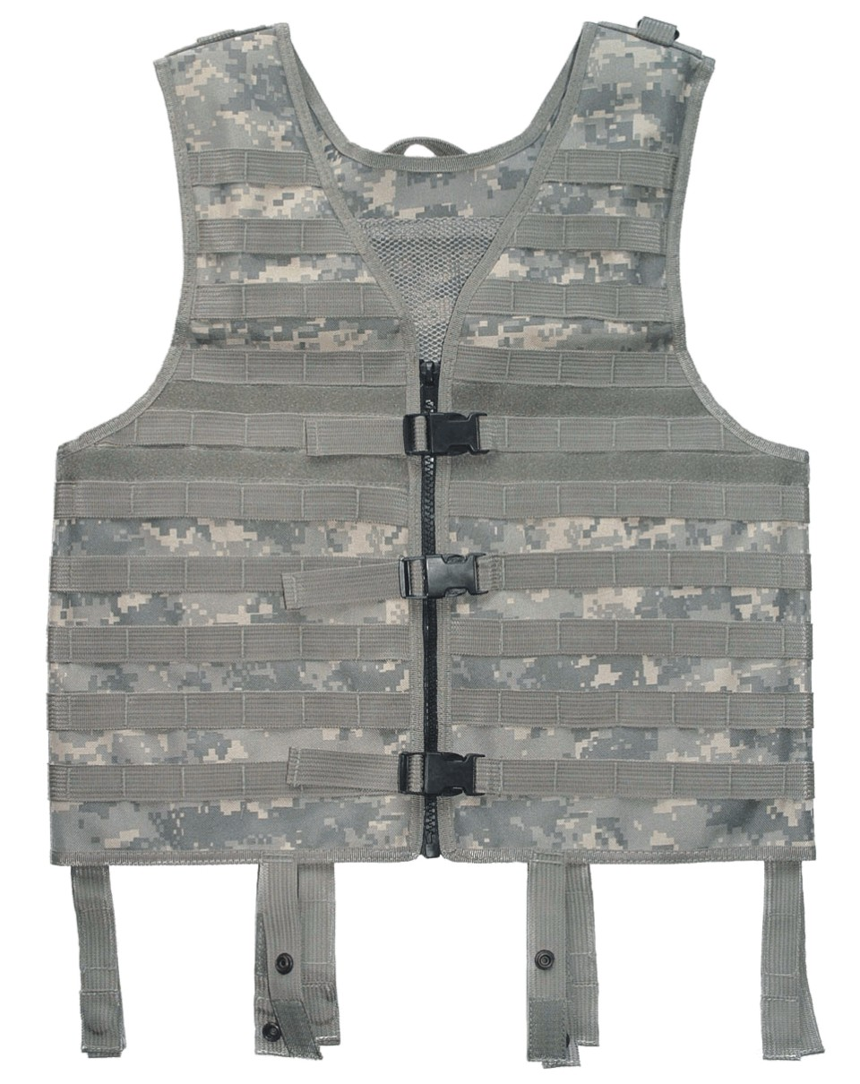 TG107 MOLLE Web Tactical Vests