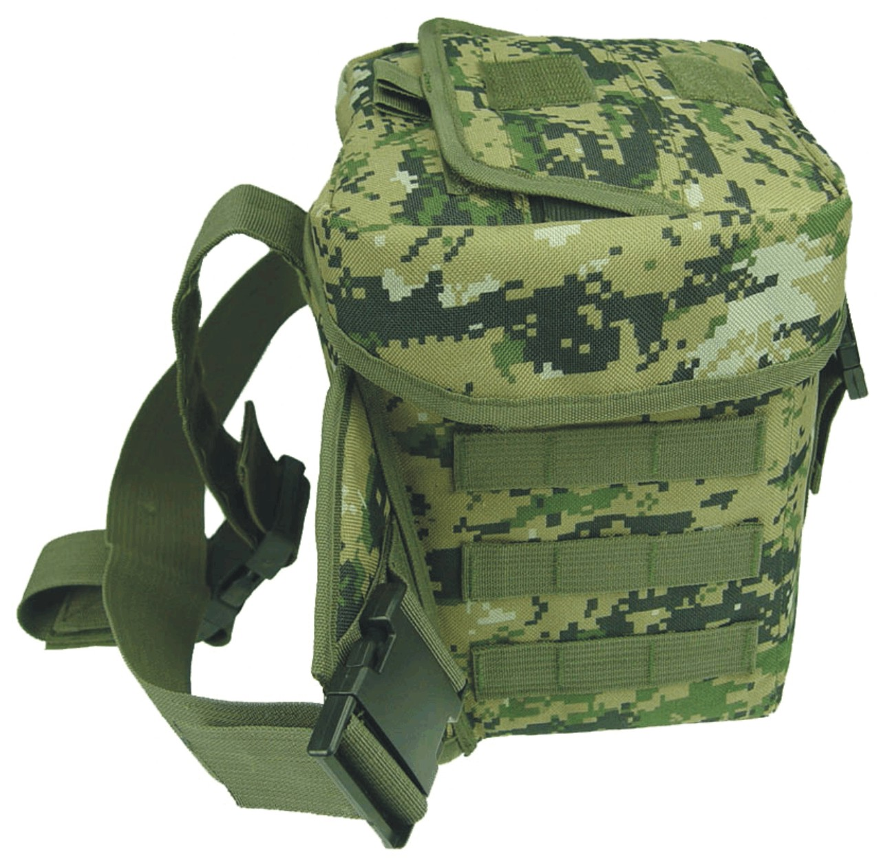 TG213 MOLLE Attachable Drop Leg Dump Pouches