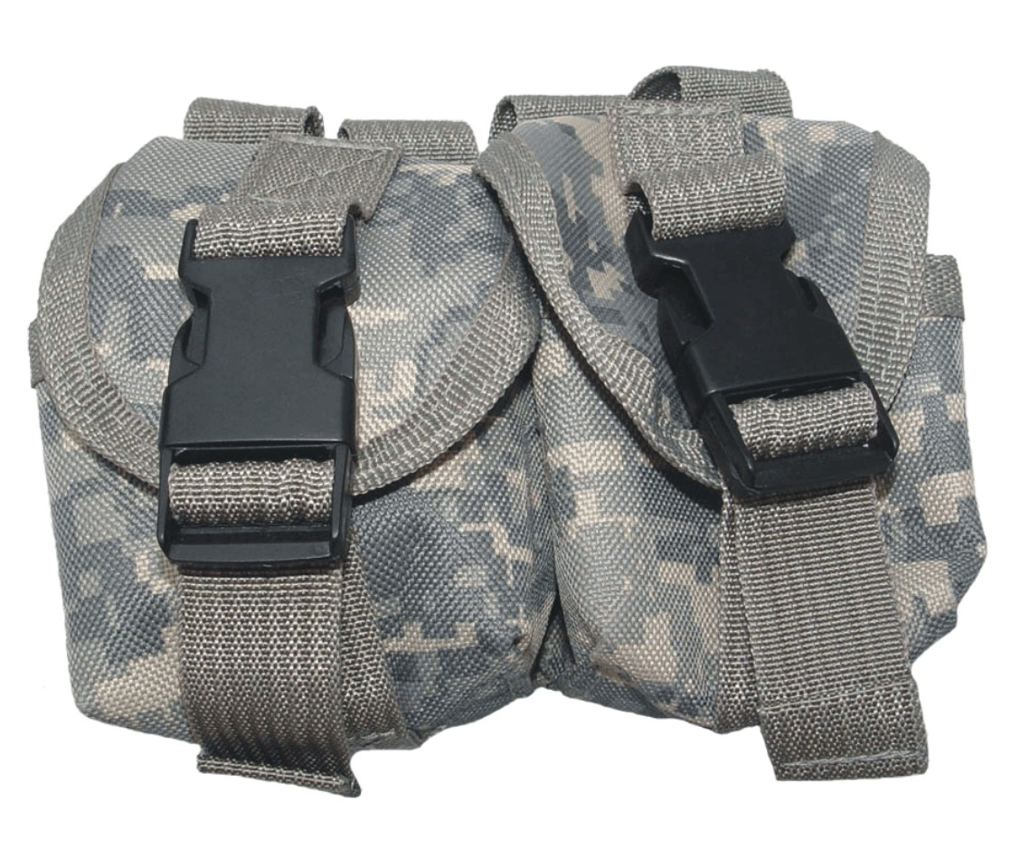TG306 MOLLE Hand Grenade Pouches
